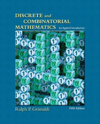 Discrete and Combinatorial Mathematics (Paperback)