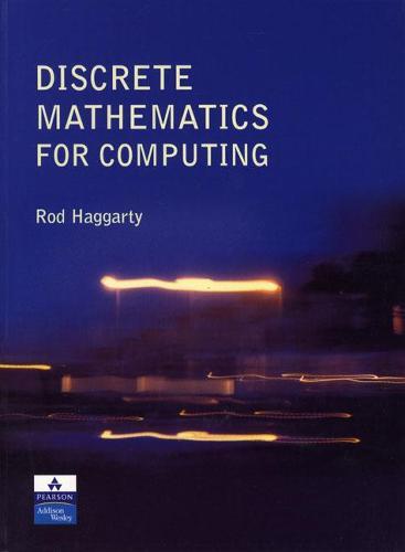 Discrete Mathematics for Computing (Paperback)