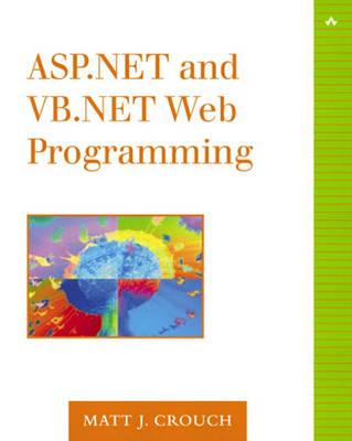 ASP.NET and VB.NET Web Programming (Paperback)