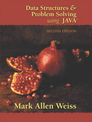 Data Structures and Problem Solving Using Java: United States Edition (Hardback)