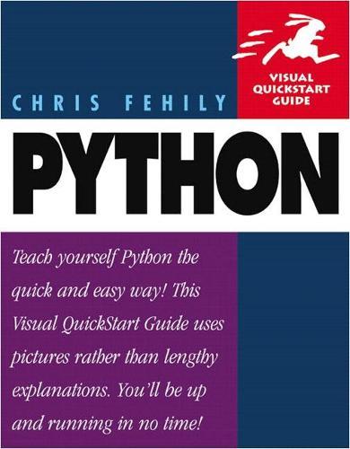Python: Visual QuickStart Guide - Visual QuickStart Guide (Paperback)