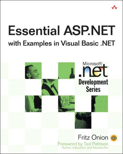 Essential ASP.NET with Examples in Visual Basic .NET (Paperback)