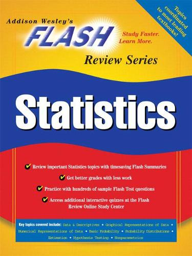 Flash Review: Introduction to Statistics (Hardback)