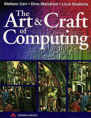 The Art and Craft of Computing (Paperback)