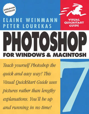 Photoshop 7 for Windows and Macintosh:Visual QuickStart Guide - Visual QuickStart Guides (Paperback)