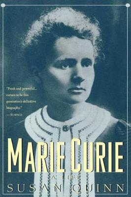 Marie Curie: A Life (Paperback)