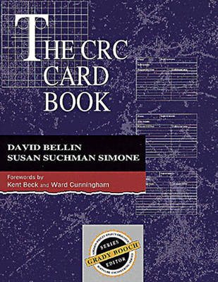 The CRC Card Book (Paperback)