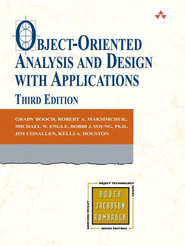 Object-Oriented Analysis and Design with Applications (Hardback)