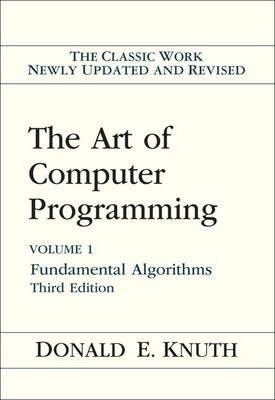 The Art of Computer Programming: Volume 1: Fundamental Algorithms (Hardback)