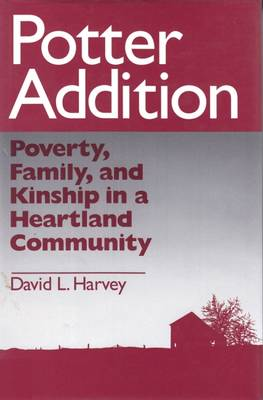 Potter Addition: Poverty, Family, and Kinship in a Heartland Community (Hardback)