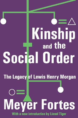 Kinship and the Social Order: The Legacy of Lewis Henry Morgan (Paperback)