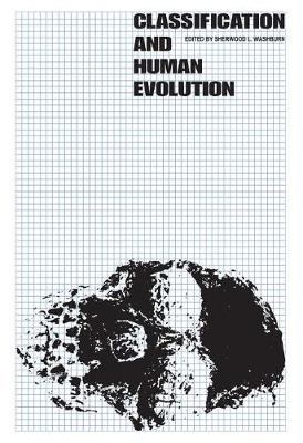 Classification and Human Evolution (Paperback)