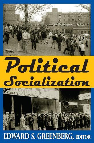 Political Socialization (Paperback)