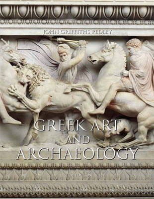Greek Art and Archaeology (Paperback)