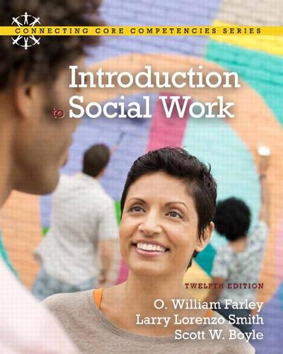 Introduction to Social Work: United States Edition (Hardback)