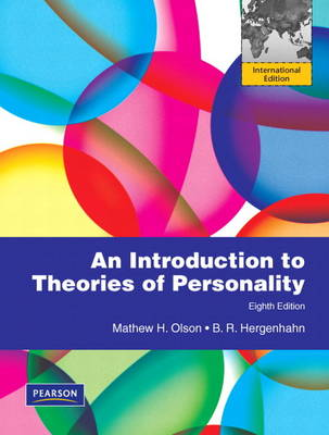 An Introduction to Theories of Personality (Paperback)