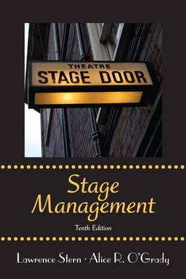 Stage Management (Paperback)