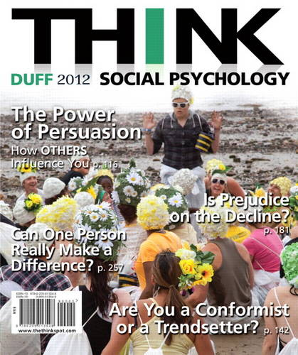 THINK Social Psychology 2012 Edition (Paperback)