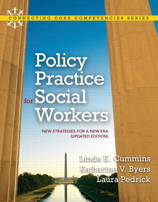 Policy Practice for Social Workers: New Strategies for a New Era (Updated Edition) (Paperback)