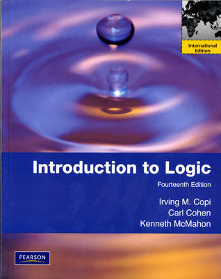 Introduction to Logic (Paperback)
