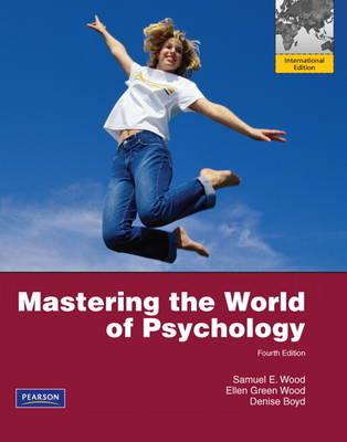 Mastering the World of Psychology (Paperback)