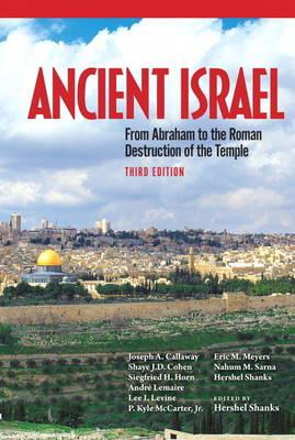 Ancient Israel (Paperback)