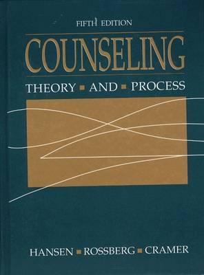 Counseling: Theory and Process (Hardback)