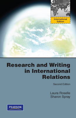 Research and Writing in International Relations (Paperback)