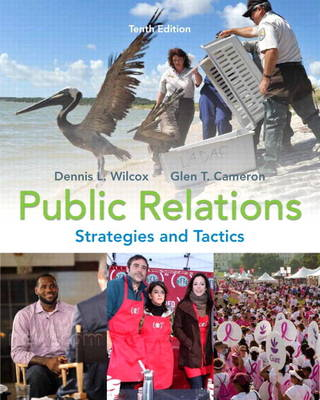 Public Relations: Strategies and Tactics Plus MyCommunicationLab with eText -- Access Card Package