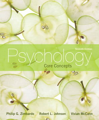 Psychology: Core Concepts (Paperback)