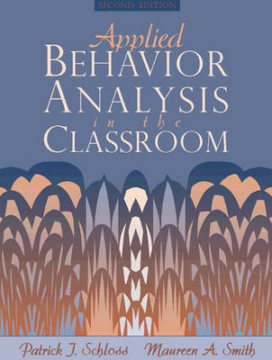 Applied Behavior Analysis in the Classroom (Paperback)