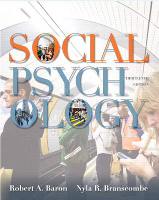 Social Psychology: United States Edition (Hardback)