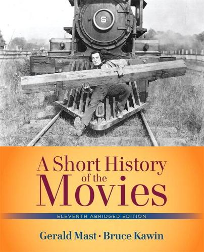 Short History of the Movies, A , Abridged Edition (Paperback)