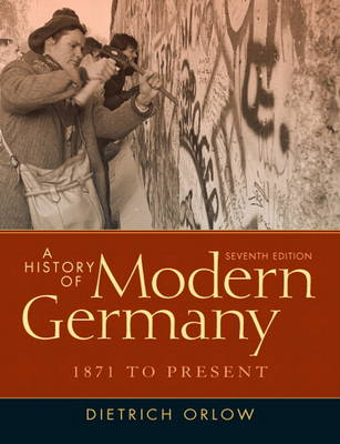 A History of Modern Germany: 1871 to Present Plus MySearchLab with Etext -- Access Card Package