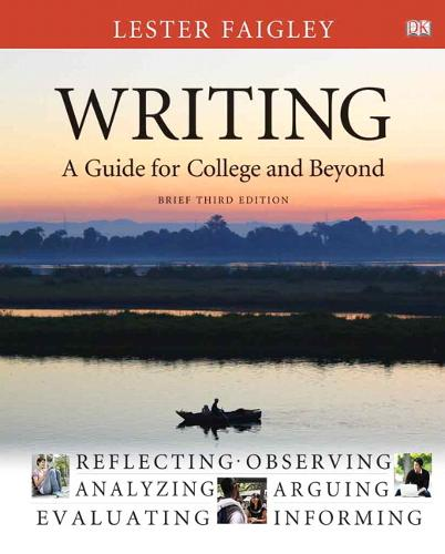 Writing: A Guide for College and Beyond, Brief Edition (Paperback)
