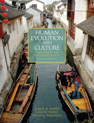 Human Evolution and Culture (Paperback)
