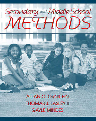 Secondary and Middle School Methods (Paperback)