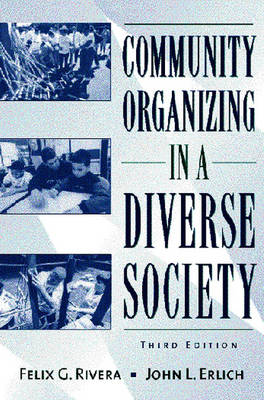 Community Organizing in a Diverse Society (Paperback)