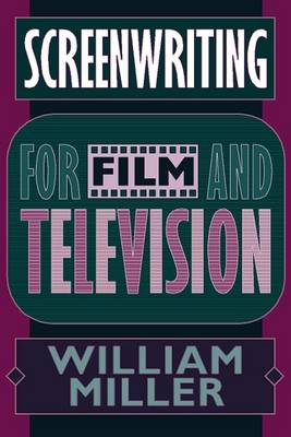 Screenwriting for Film and Television (Paperback)