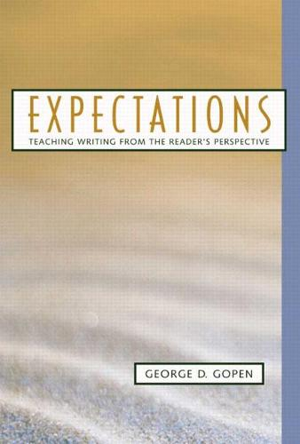 Expectations: Teaching Writing from the Reader's Perspective (Paperback)