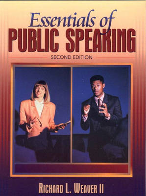 Essentials of Public Speaking (Paperback)