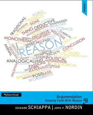 Argumentation: Keeping Faith with Reason (Paperback)
