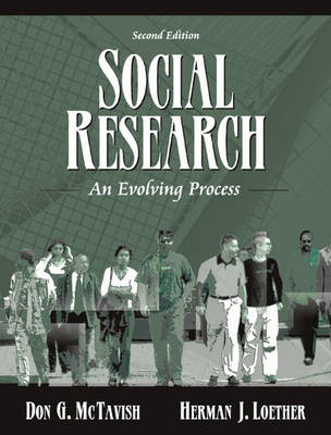 Social Research: An Evolving Process (Paperback)