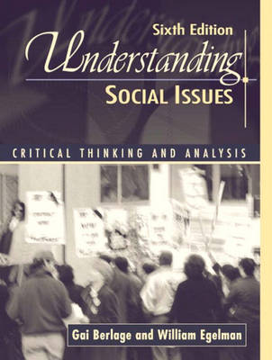 Understanding Social Issues: Critical Analysis and Thinking (Paperback)