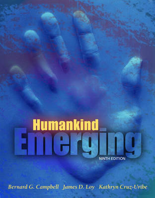 Humankind Emerging (Paperback)
