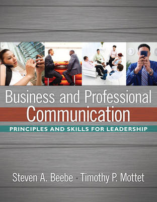 Business and Professional Communication (Paperback)