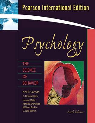 Psychology: The Science of Behavior: International Edition (Paperback)