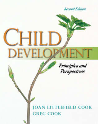 Child Development: Principles and Perspectives: United States Edition (Paperback)