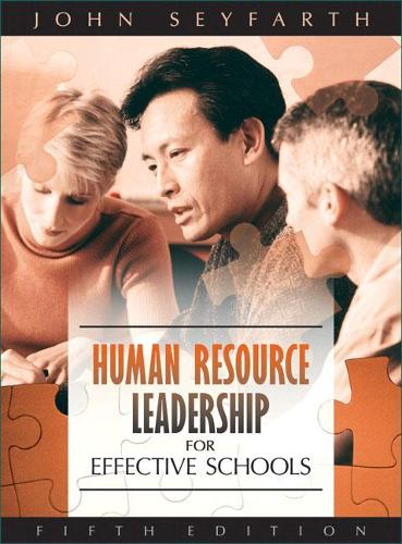 Human Resource Leadership for Effective Schools (Hardback)