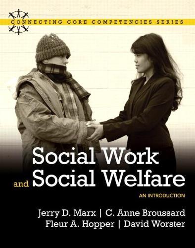 Social Work and Social Welfare: An Introduction (Hardback)